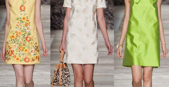 Выбираем летние платья: тренды лета 2014 года