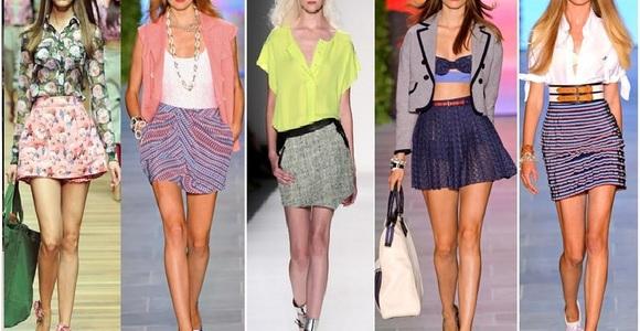 5 самых актуальных моделей юбок лета 2014