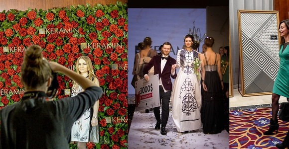 Fashion Show «KERAMIN 2015» - торжественный финал