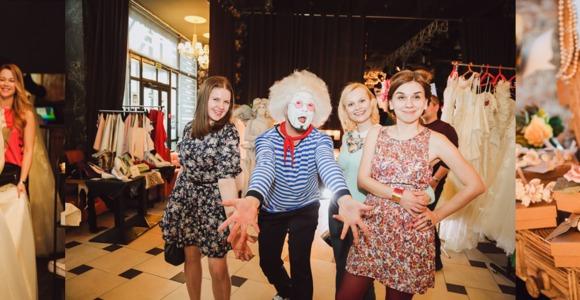 В Минске прошел Второй аукцион свадебной атрибутики