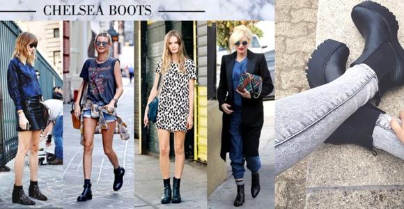 Как и с чем носить ботинки ЧЕЛСИ (CHELSEA)