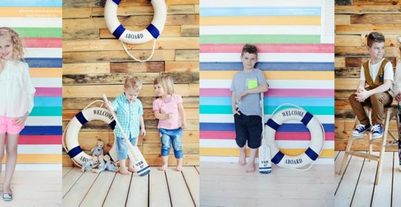Детский гардероб на лето от сети магазинов ОРАНЖЕВЫЙ ВЕРБЛЮД
