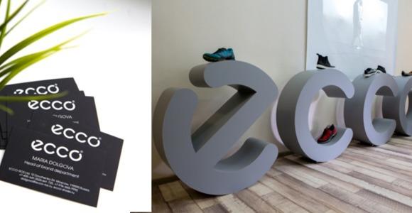 Датский бренд ECCO и его пресс-день в Минске!