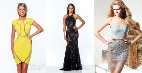 Новое поступление от Terani Couture!
