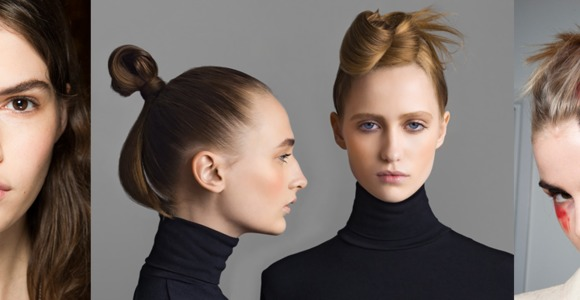 Идеальная кожа и удобный пучок - Beauty-тренды 2016!