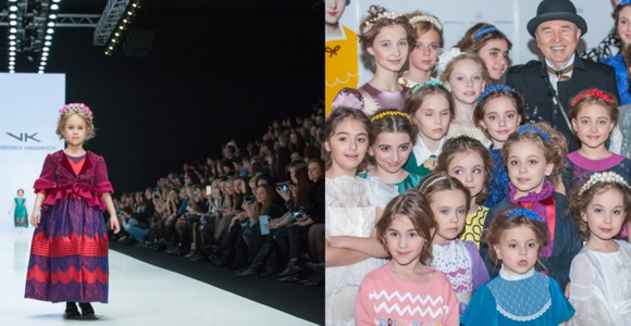 Стартовала Mercedes-Benz Fashion Week Russia в Москве.