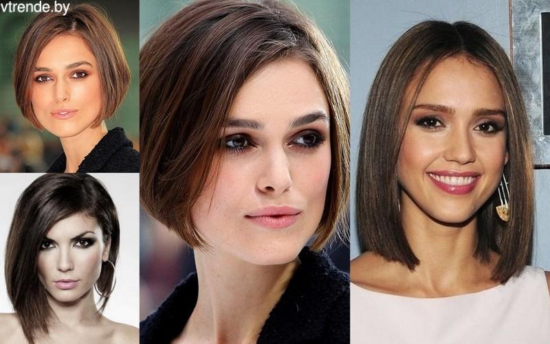 Стрижки для выпадающих волос