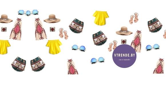 Модное лето 2016 – базовый гардероб для лета