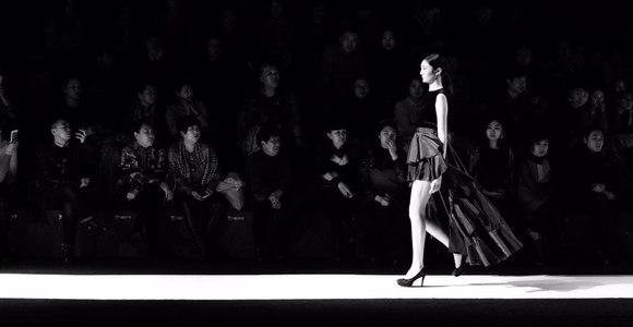 Показ дизайнера Александры Козловской в рамках Harbin Fashion Week