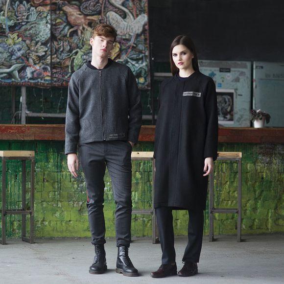 женская и мужская одежда  HONAR