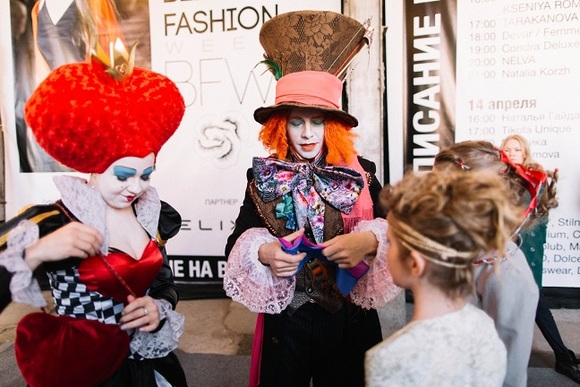 Kids' Fashion Days Belarus Fashion Week, BFW, неделя моды в Минске