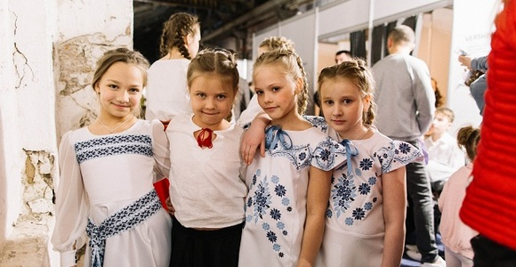 Kids' Fashion Days Belarus Fashion Week AW18/19