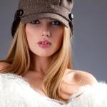 Женская кепка 6