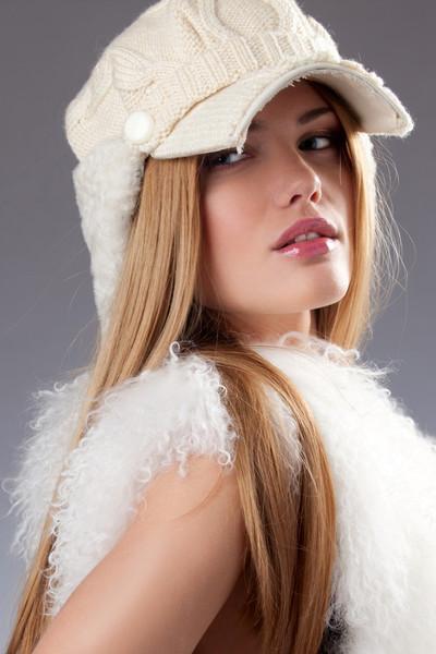 Женская кепка 1