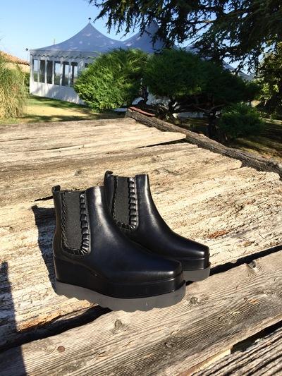 Ботинки на платформе L'estrosa