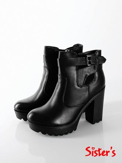 Ботинки  Q7003 р.35