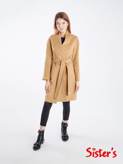 Пальто PL 327RDSw18 р.40