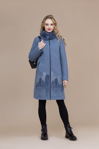 Пальто женское зимнее 7-7959-1