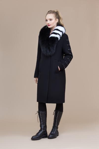 Пальто женское зимнее 7-7920-1