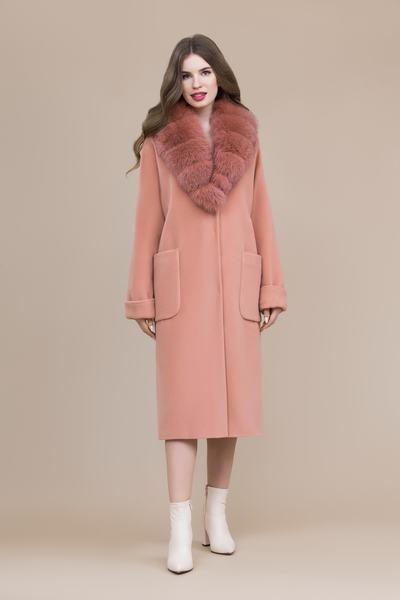 Пальто женское зимнее 7-7865-1
