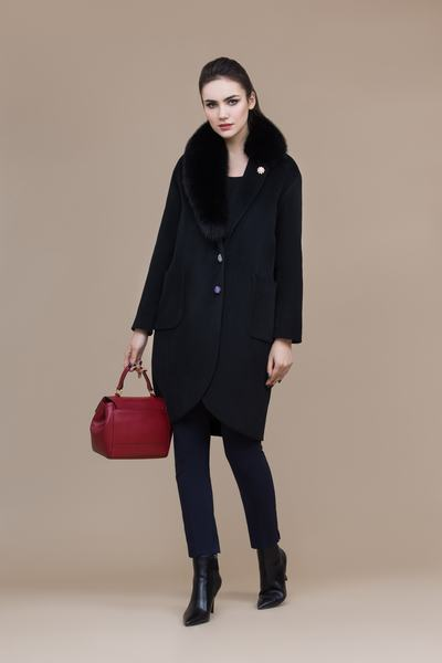Пальто женское зимнее 7-7924-1