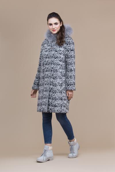 Пальто женское зимнее 7-8004-1
