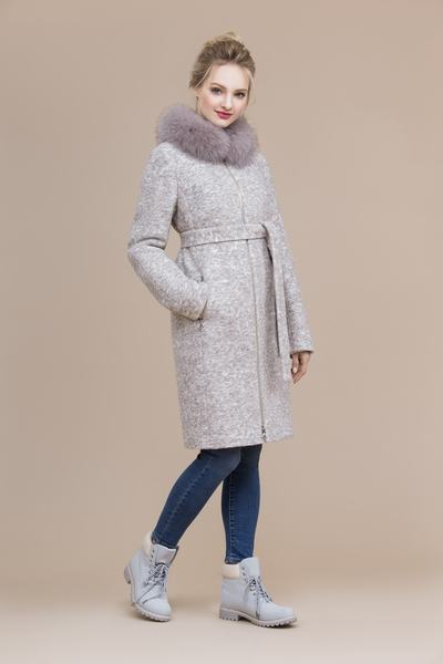 Пальто женское зимнее 7-8012-1