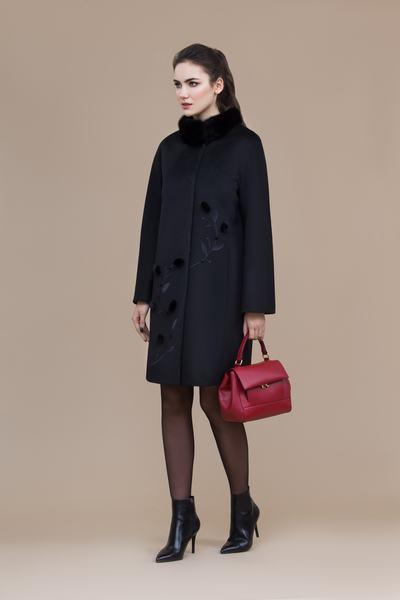 Пальто женское зимнее 7-8090-1