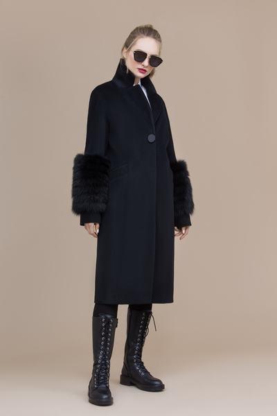 Пальто женское зимнее 7-8123-1
