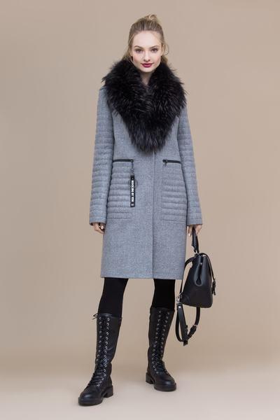 Пальто женское зимнее 7-8101-1
