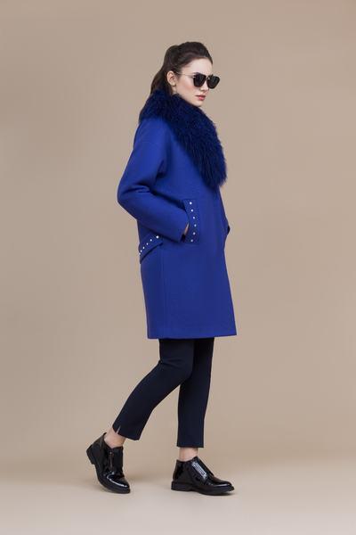Пальто женское зимнее 7-7866-1