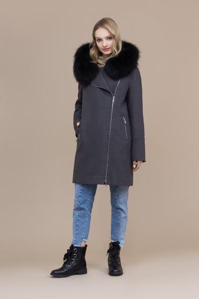 Пальто женское зимнее 7-8171-1