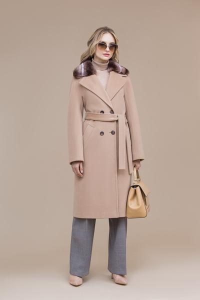 Пальто женское зимнее 7-7862-1