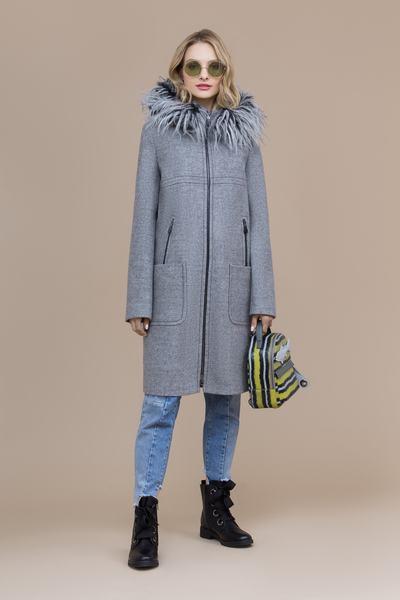 Пальто женское зимнее 7-8227-1