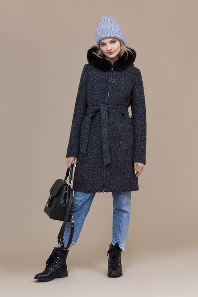 Пальто женское зимнее 7-8109-1