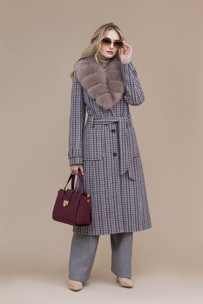 Пальто женское утепленное 6-8155-1