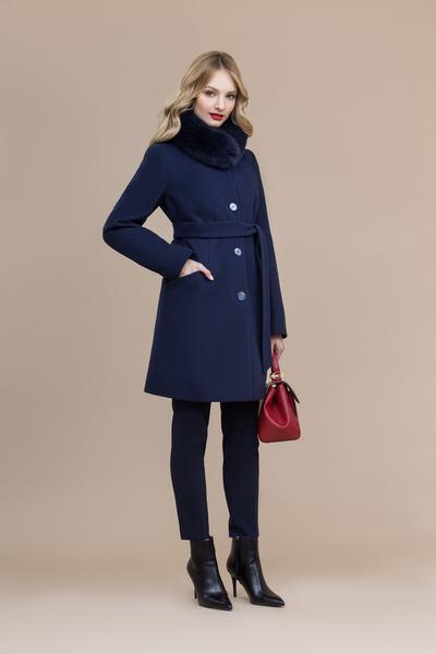 Пальто женское зимнее 7-8072-1