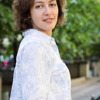 Фотограф Евгения Филимонова